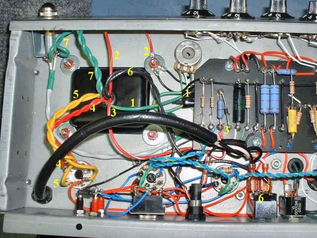 mercury magnetics rebuilding a fender deluxe reverb tube amplifier. Black Bedroom Furniture Sets. Home Design Ideas