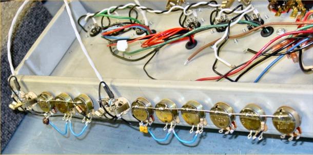 The Build - Part 2 - Rebuilding a Fender Deluxe Reverb Tube Amplifier